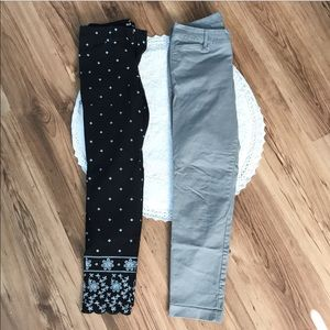 OLD NAVY trousers